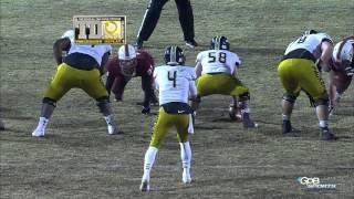 Colquitt vs Mill Creek - 2015 Flashback   Football Fridays In Georgia