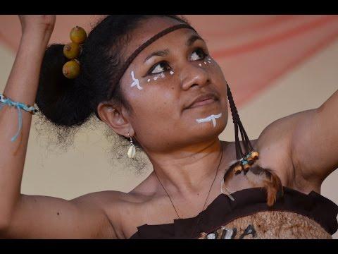 West Papua New Guinea Dances at the Townsville Cultural Fest 2014