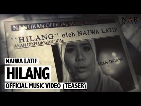 Najwa Latif - Hilang | Official Music Video Teaser