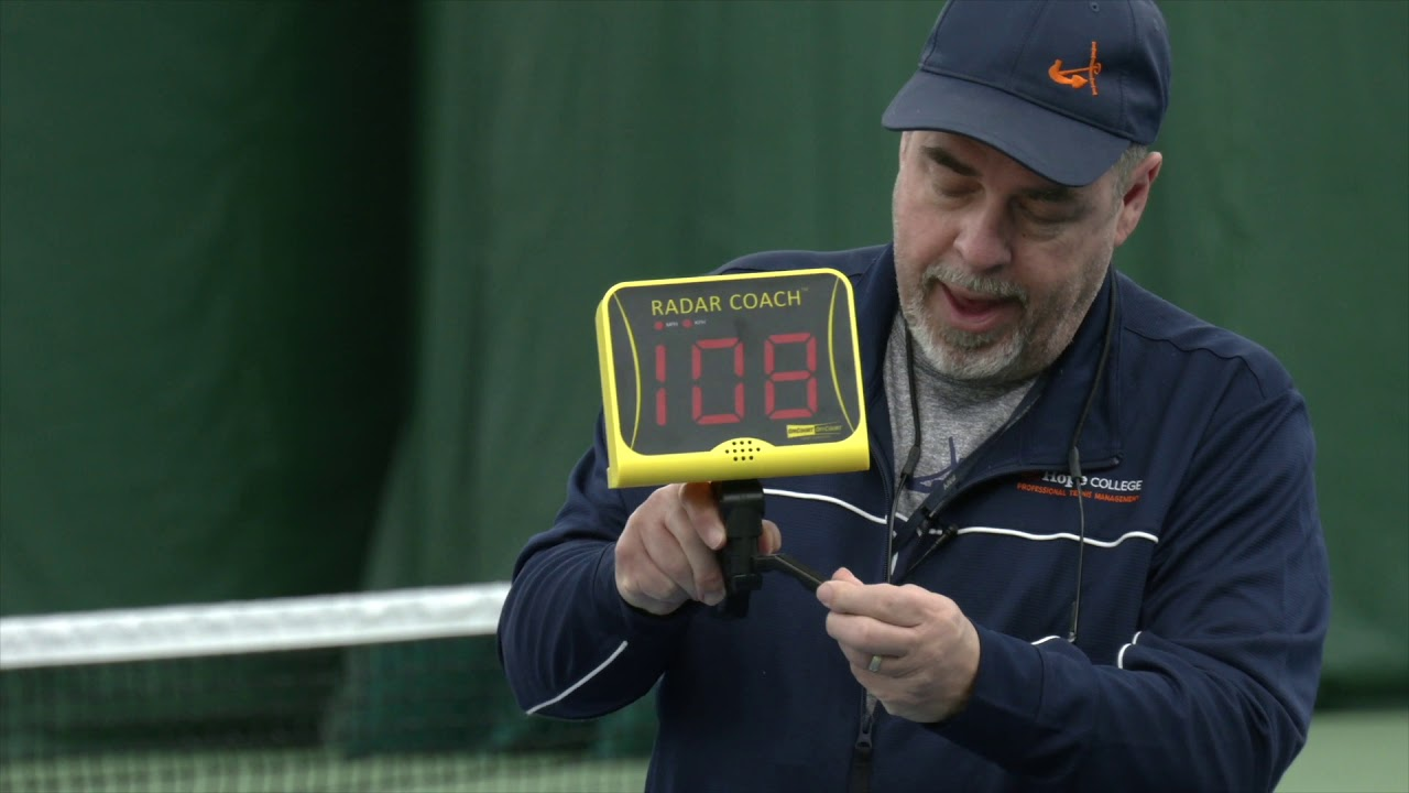 Using a Radar Gun to Improve Sports Training