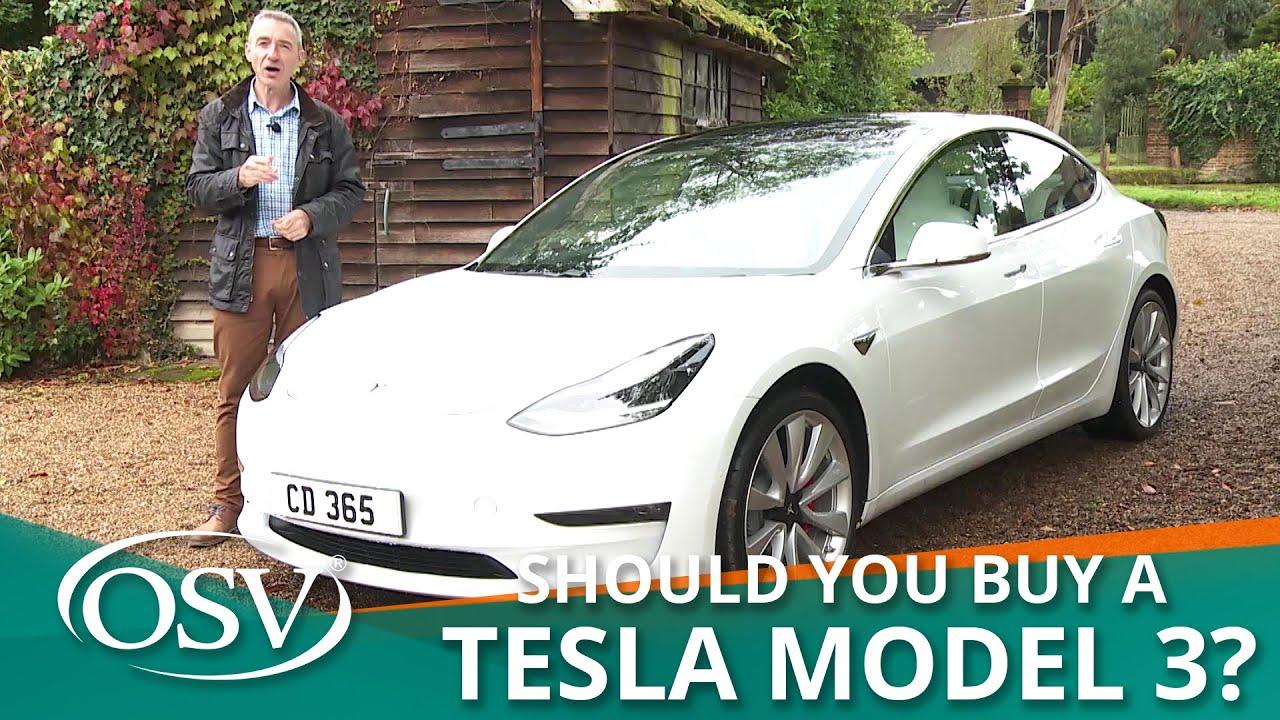 Tesla Model 3 - Should you buy one - YouTube