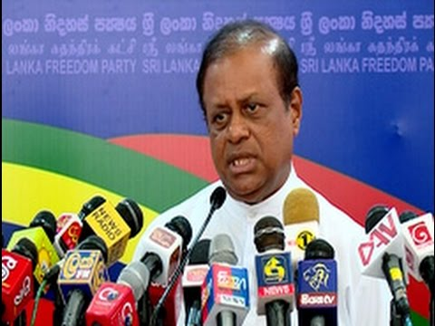 Susil refuses to take responsibility for controversial SLFP booklet