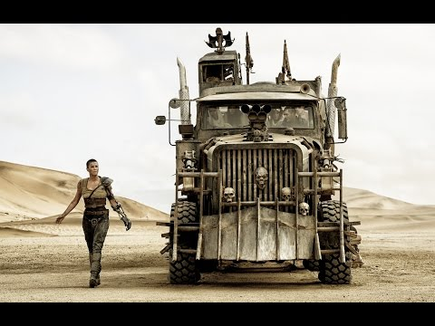 Charlize Theron Interview MAD MAX: Fury Road