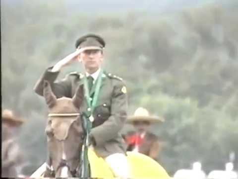 Capt. John Ledingham, Millstreet Ruby, Monterrey '97