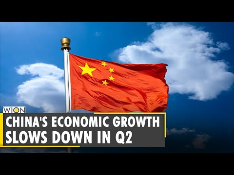 World Business Watch: China's economic growth more than halv