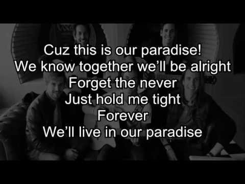 Dvicio - Paraíso English Version with lyrics (con letra)