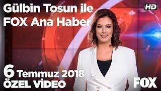 ''4N1K İlk Aşk'' FOX'ta başlıyor! 6 Temmuz 2018 Gülbin Tosun ile FOX Ana Haber