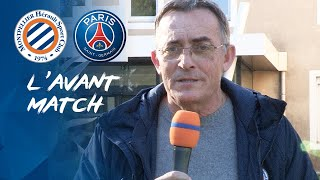 VIDEO: L'Avant-match #MHSCPSG de Sersou