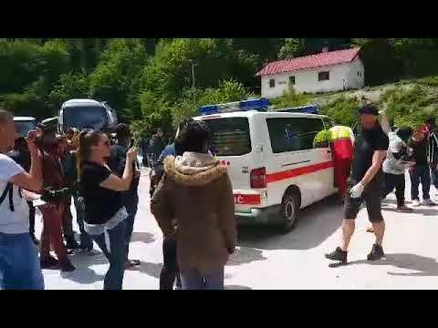 Ljekari Hitne pomoći imaju pune ruke posla, pozlilo još jednom migrantu (II)