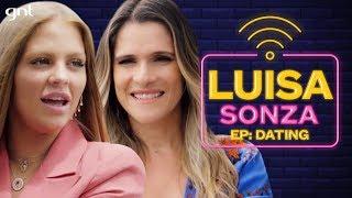 Luísa Sonza fala sobre o início nas redes e o relacionamento com Whindersson | Ingrid Guimarães