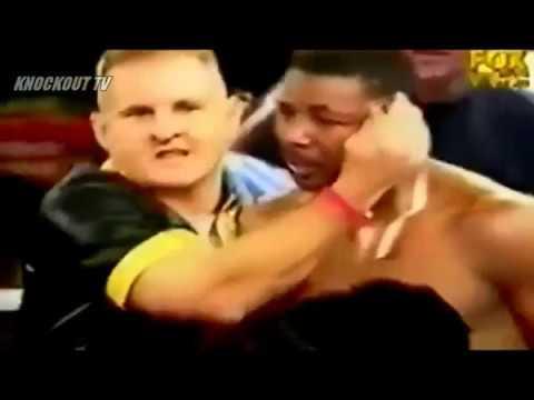 Лучшие бои бокса с несколькими нокдаунами III