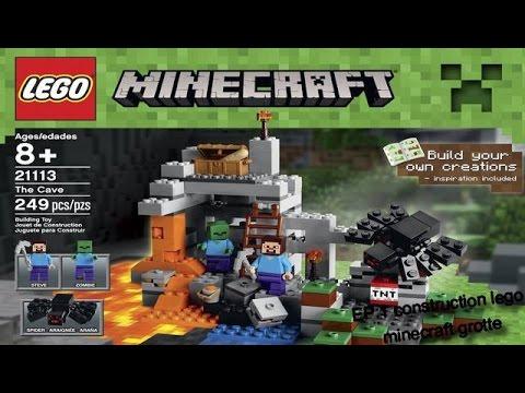 Construction Lego Minecraft YouTube - Minecraft die grobten hauser
