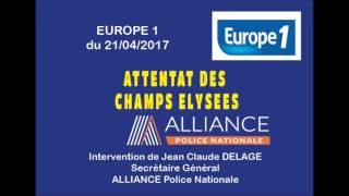 Attentat des Champs Elysées