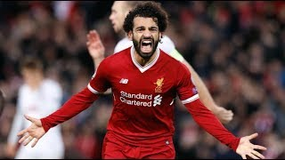 ملخص مباراة ليفربول وروما 5-2 سجل صلاح هدفين في مباراة مجنونه - ذهاب نصف دوري أبطال أوروبا