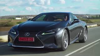 Best Cars:  FIRST LOOK: 2018 Lexus LC 500