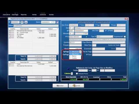 Sistema C34 - Compra al credito