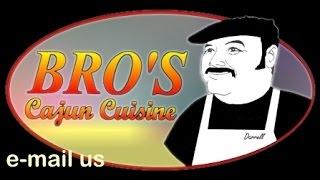 Bro's Cajun Cuisine - Cajun Head To Head (pt.1)