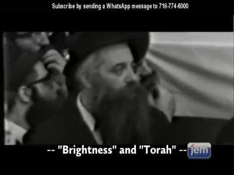 The Torah's power of Light