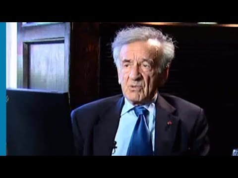 an analysis of relationship between a romanian born jewish writer elie wiesel and his father