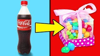 23 BRILLIANT PLASTIC BOTTLE HACKS AND CRAFTS
