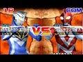 Daikaiju Battle Ultra Coliseum DX - Ultraman Agul vs Ultraman Zearth