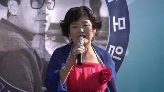 홍보가수 남춘옥 영시의 이별(배호) 불세출의 가수 배호 46주기 추모음악 가요제