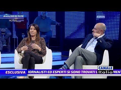 "Chiara Giannini: ""Censura vergognosa in Italia"" | Notizie Oggi Lineasera"