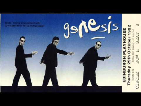 Genesis- Live in Edinburgh 1992/10/29