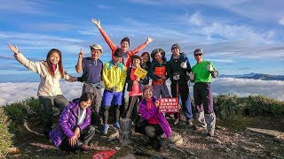 107.6.9~10-奇萊南華奇萊南峰海拔高度3358m,百岳排名第41,設有編號146...
