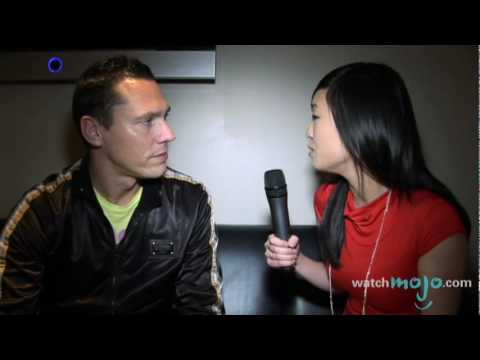 Interview with Tiesto