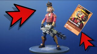 Happy new year!! AND GETTING THE NUTCRACKER HERO FORTNITE SAUVER THE WORLD