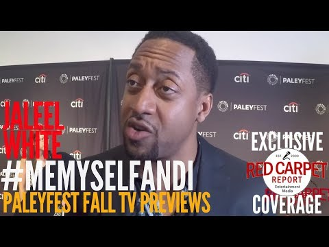 Jaleel White MeMyselfAndI ed at the CBS series 'Me, Myself & I' p at PaleyFest