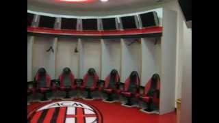 AC Milan - Dressing room
