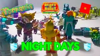 NIGHT DAYS (PUN INTENDED 😉) ROBLOX TOYS