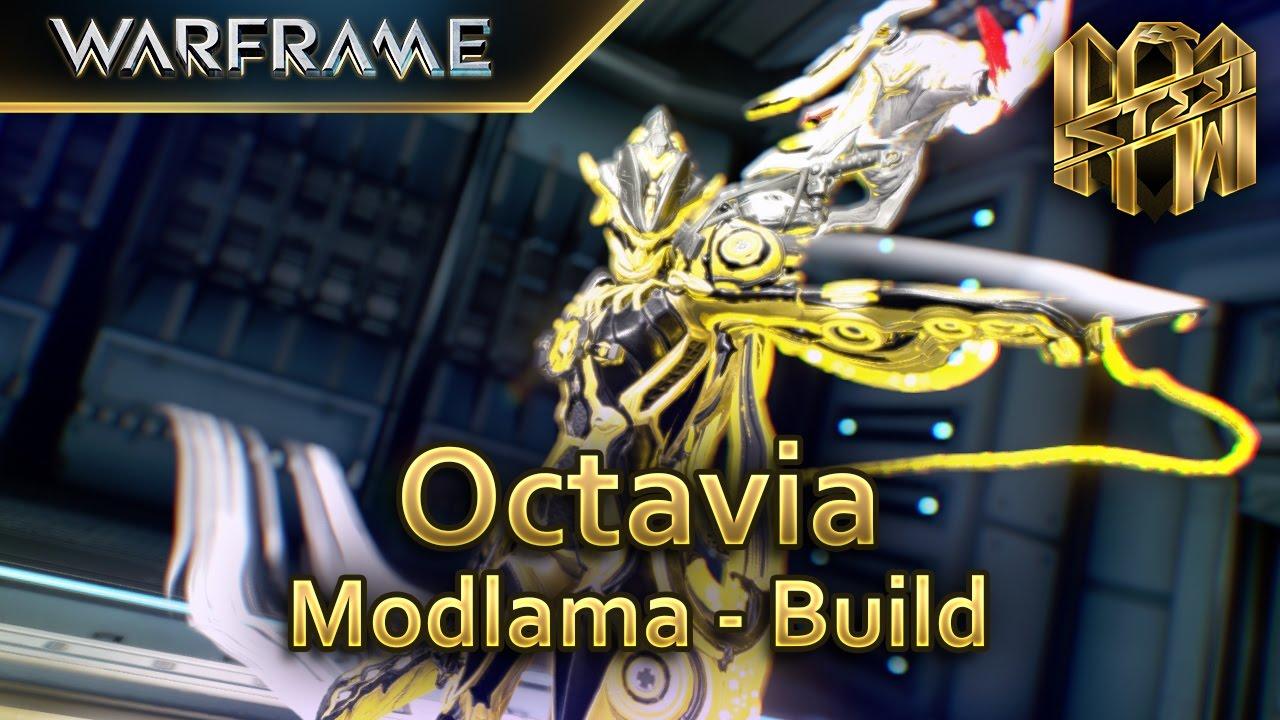 Warframe: Octavia - En iyi Mandachord | Türkçe İnceleme ve ...
