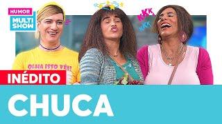 Briti, Maico e Graça em um papo sobre CHUCA! 😂 | Tô de Graça 11/09/19 EP19 Parte 1