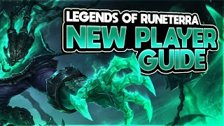 New Player and HOW TO PLAY Guide - with Gameplay | Legends of Runeterra