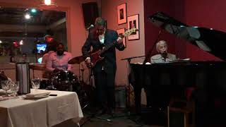 Creepin   Shanghi Jazz 9 21 18