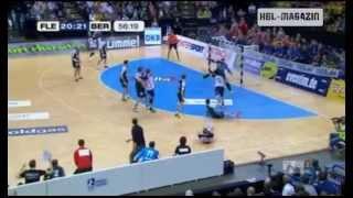 DHB-Pokal: SG Flensburg-Handewitt vs Füchse Berlin 21-22 - Highlights - Finale