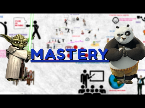 How can you become a Master? - Mastery by George Leonard