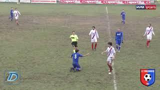 Serie D recupero Sinalunghese-Sangiovannese 2-0