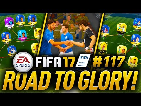 MY NEW SUPER TEAM - IS IT ANY GOOD?! FIFA 17 Road To Glory EP 117
