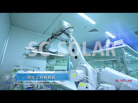Solar Panel Production Line, Fully Automatic PV Line, Solar Module Making Machine