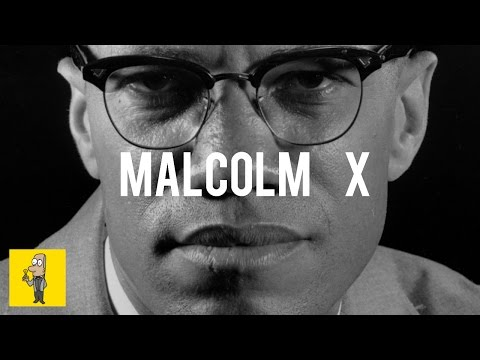 The Autobiography Of MALCOM X | Animated Book Summary