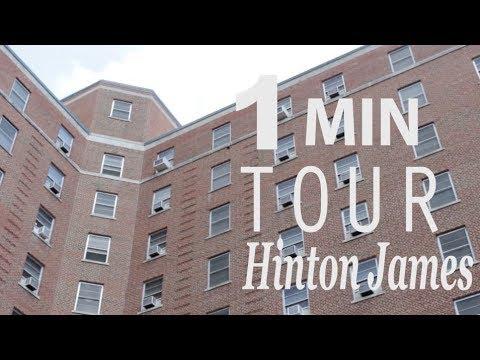 Hinton James 1 Minute Tour