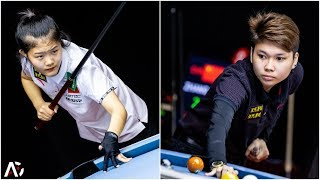 2019 World 9-ball China Open│ZHANG Mutan 張沐妍 vs Chezka Centeno