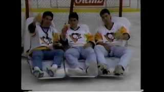 90-91 Pittsburgh Penguins Crusie Commercial Shadyside Travel