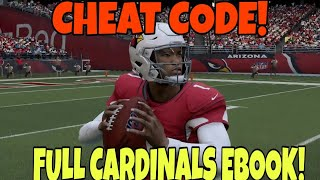 LOADED WITH MONEY PLAYS! Full Cardinals Playbook Part 1, FREE EBOOK. Madden 20 Tips & Tricks