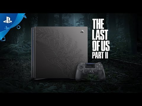 The Last of Us Part II | Limited Edition PS4 Pro