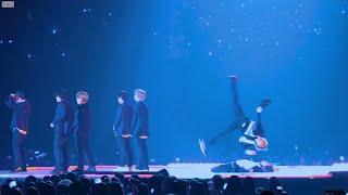 BTS N.O Dance Break + We Are Bullet proof pt.2 2019 MAMA